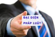 Quy định về người đại diện theo pháp luật của doanh nghiệp