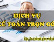 Dịch vụ kế toán doanh nghiệp tại Vĩnh Phúc