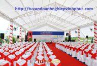 Quy trình xin giấy phép tổ chức sự kiện tại Vĩnh Phúc