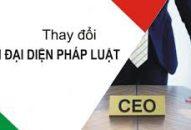 Hồ sơ thủ tục thay đổi người đại diện chi nhánh công ty tại Tam Dương